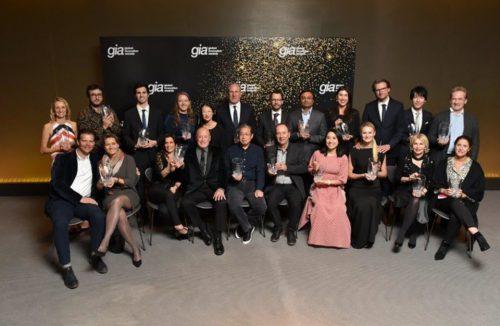 zwycięzcy global innovation awards 2019 na wspólnym zdjęciu