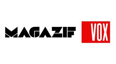 logo MAGAZIF i VOX