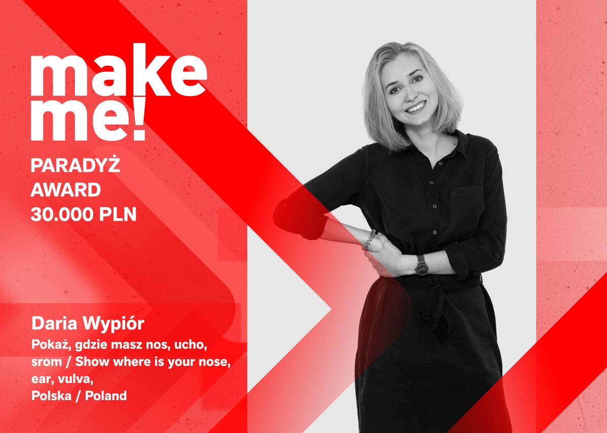 Polskie projektantki nagrodzone wmiędzynarodowym konkursie make me!