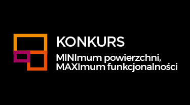 logo konkursu MINImum powierzchni, MAXImum funkcjonalności od homebook