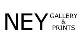 logotyp NEY GALLERY & PRINTS