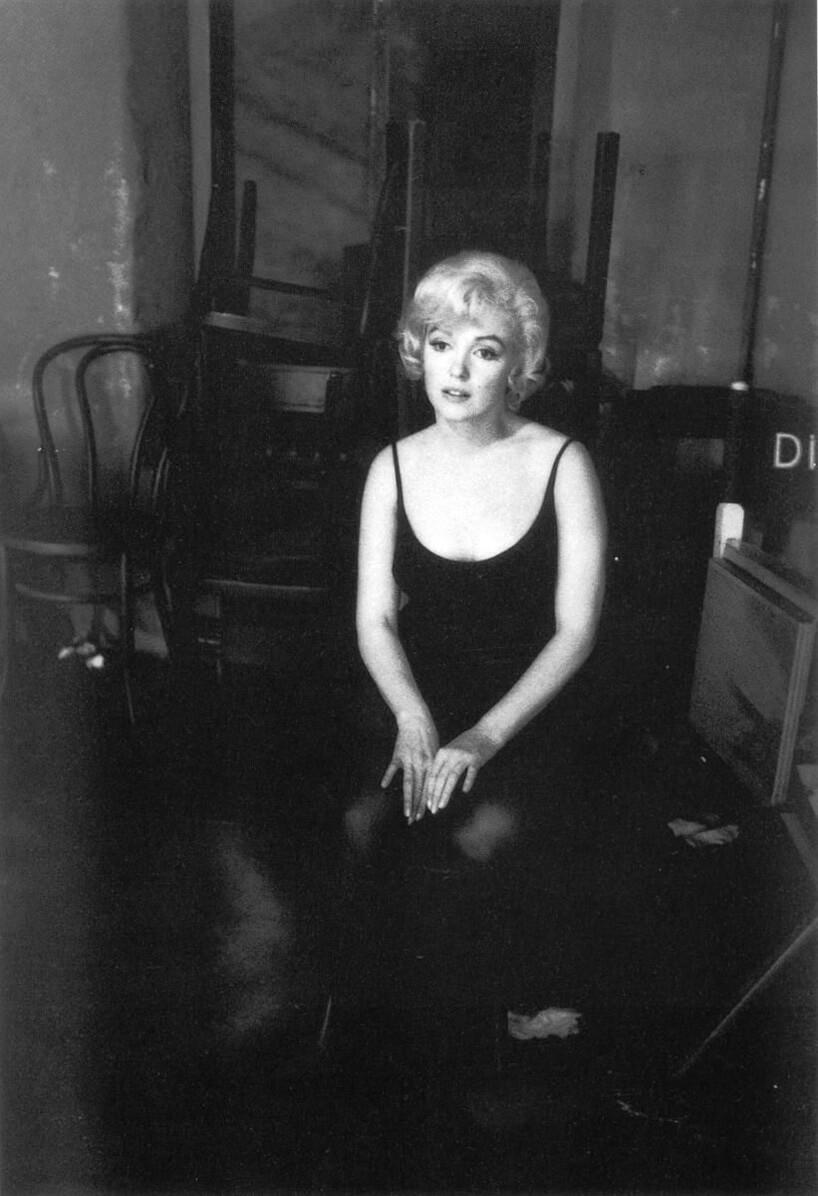 Marilyn Monroe ikrzesło numer 14