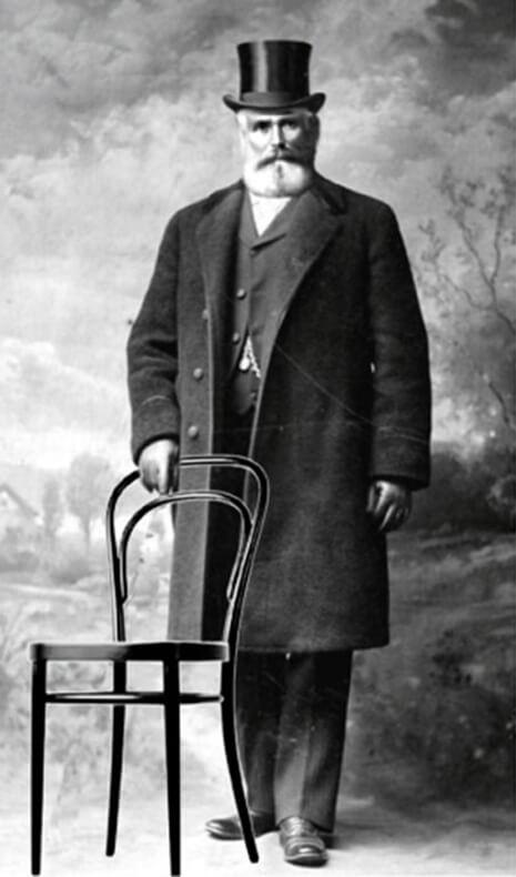Michael Thonet twórca klasycznego krzesła