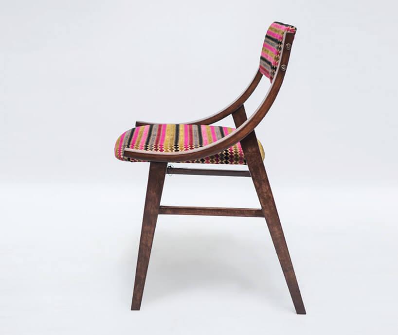 Krzesło skoczek zGościńskiej Fabryki Mebli
