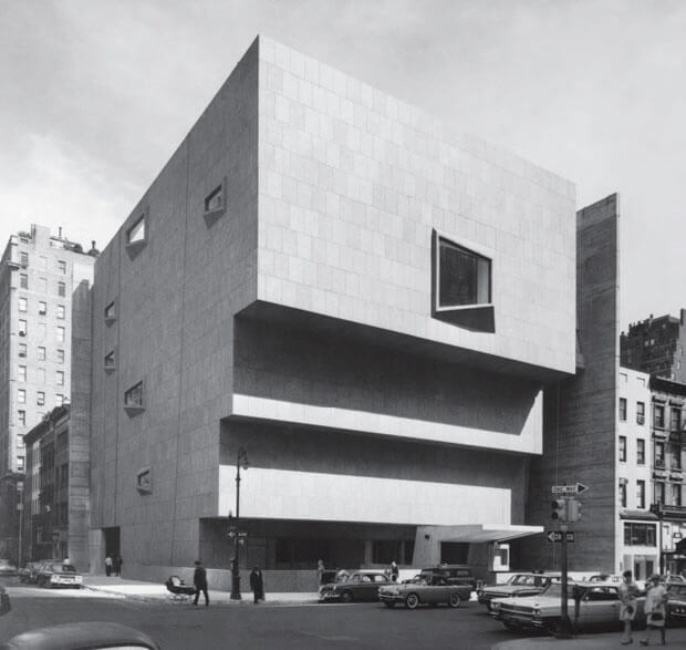 ekstrawagancja modernistycznego budynku