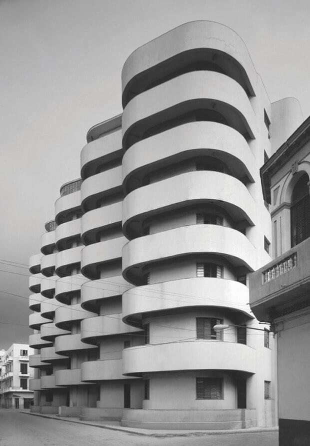 modernistyczny blok