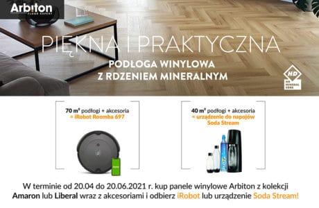 Kup piękną i praktyczną podłogę i odbierz nagrodę!