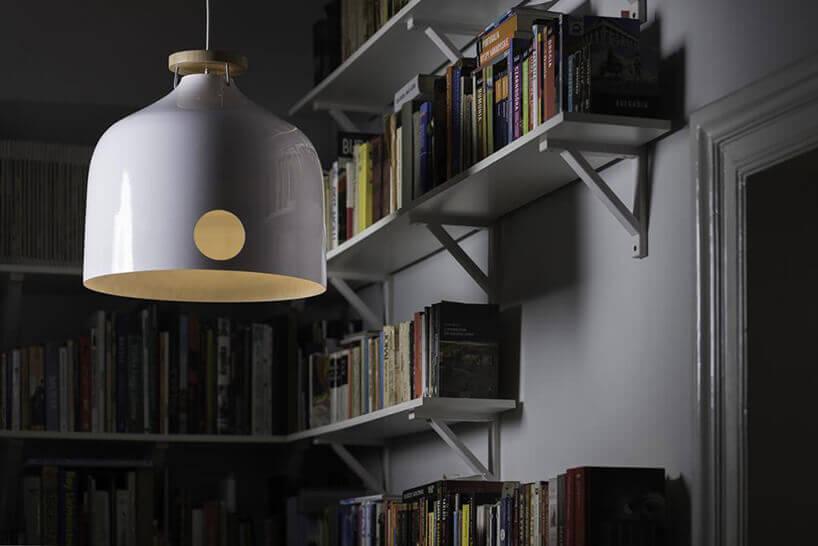 wisząca lampa odchowalnik