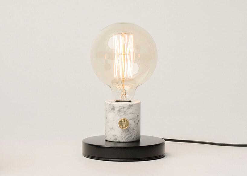 lampa retro zbliska