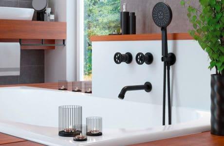 Łazienka w stylu loftowym. Jakie baterie wybrać?