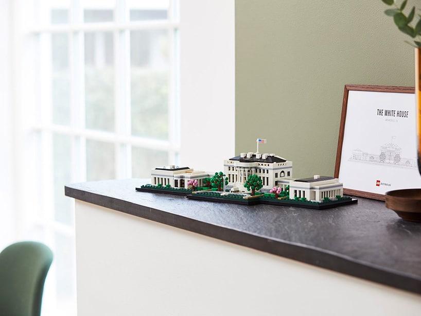 Biały dom iLondon Eye na własność: LEGO wypuściło kolekcję dla fanów architektury