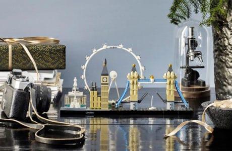 Biały dom i London Eye na własność: LEGO wypuściło kolekcję dla fanów architektury