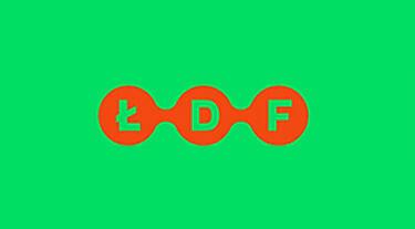 logo Łódź Design Festival 2018
