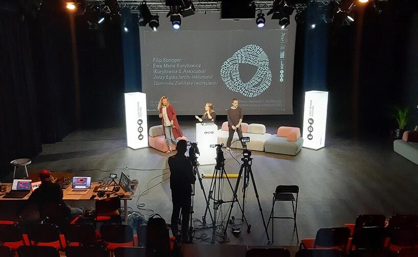 transmisja na żywo złódzkich targów design festival