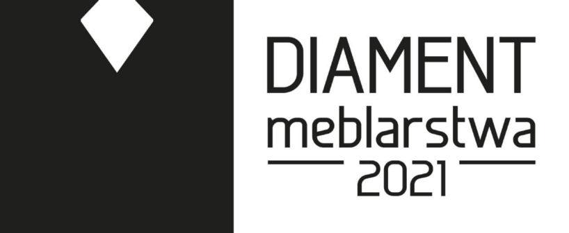 logo diament meblarstwa konkurs meble.pl
