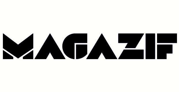 Logotyp MAGAZIF