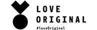 logotyp LOVE ORIGINAL partnera MAGAZIF