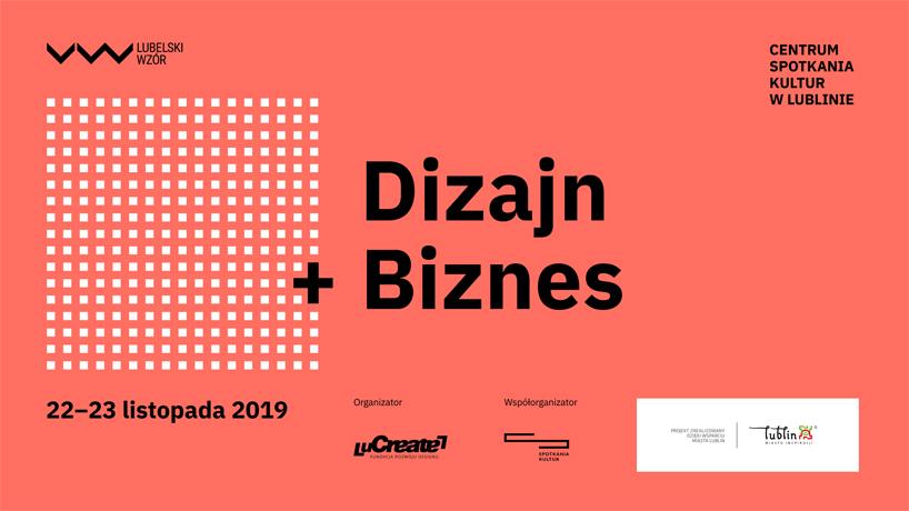 plakat Lubelski Wzór 2019