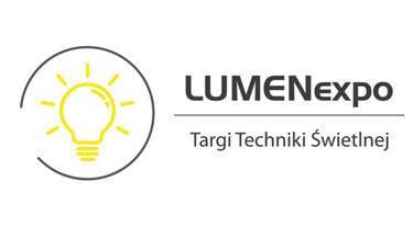logo LUMENexpo 2018 Targi Techniki Świetlnej