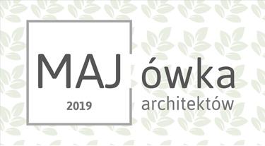logotyp Majówka Architektów 2019