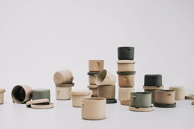 kolekcja ceramiki wpastelowych kolorach od MANUBA