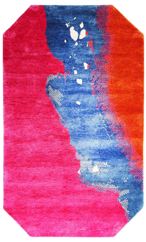 kolorowy dywanik