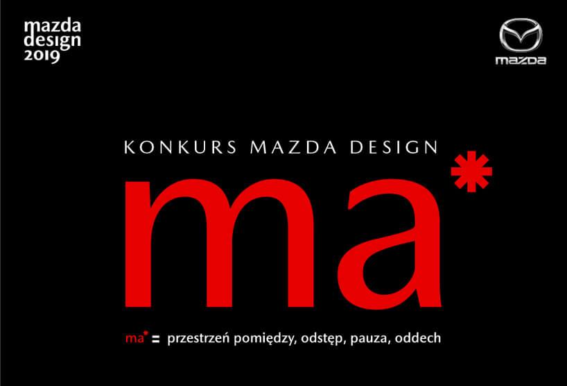 zaproszenie na mazda design 2019