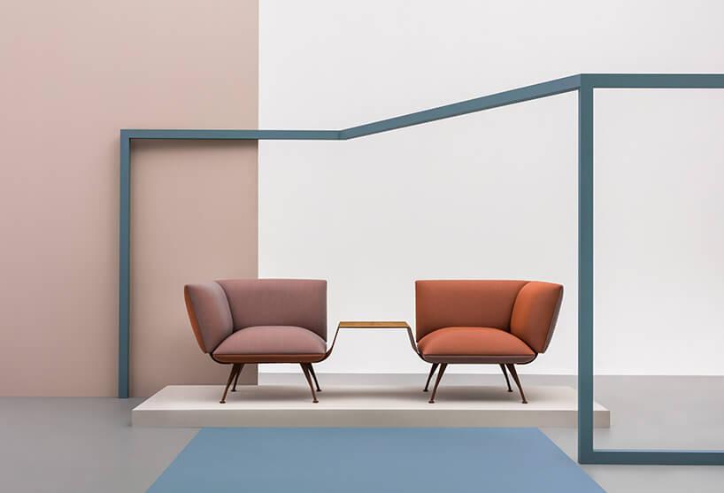 nowoczesna prezentacja foteli