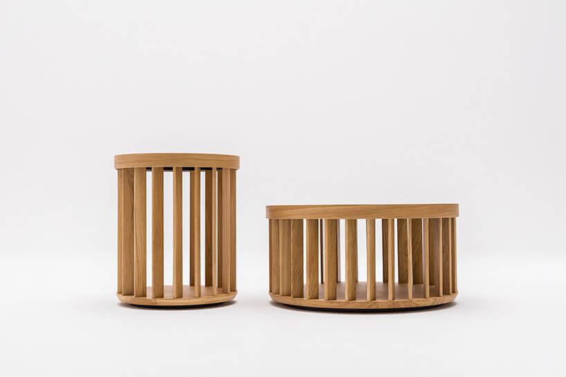 drewniane elementy złożone wprostokąt