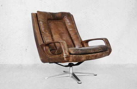 biurowy fotel vintage