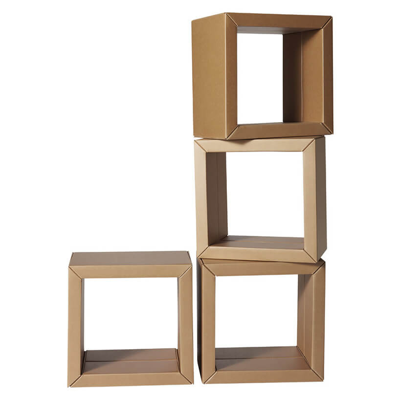 tekturowe cube