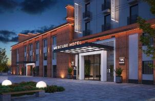Mercure Kraków Fabryczna City otwarty dla gości