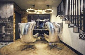 Miękkie oblicze industrialu: butikowy hotel w Krakowie