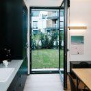 wnętrze mieszkania wGdyni Jelitkowo projektu pracowni Plan A