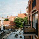 wnętrze mieszkania wGdyni Stare Miasto projektu pracowni Plan A