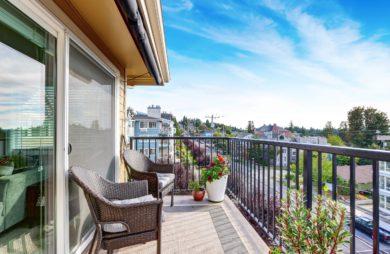 mieszkanie z ogrodem czy balkonem