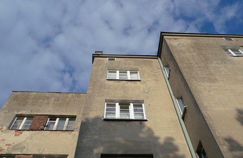 przykład modernizmu w Łodzi