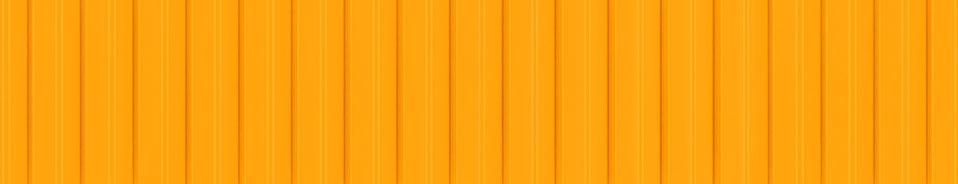 bok żółtego kontenera