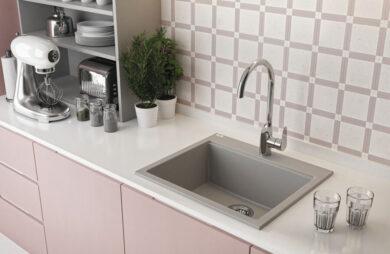 Must have w Twojej kuchni: zlewy granitowe od Laveo
