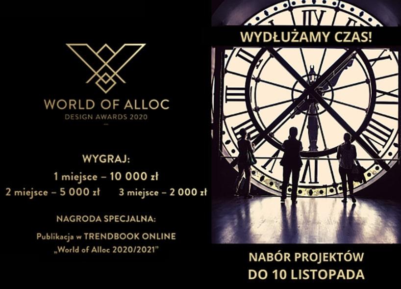plakat world of alloc design awards