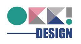 logotyp okk design