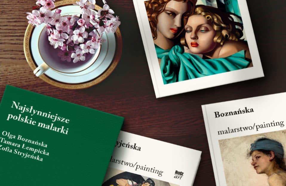 Najsłynniejsze polskie malarki