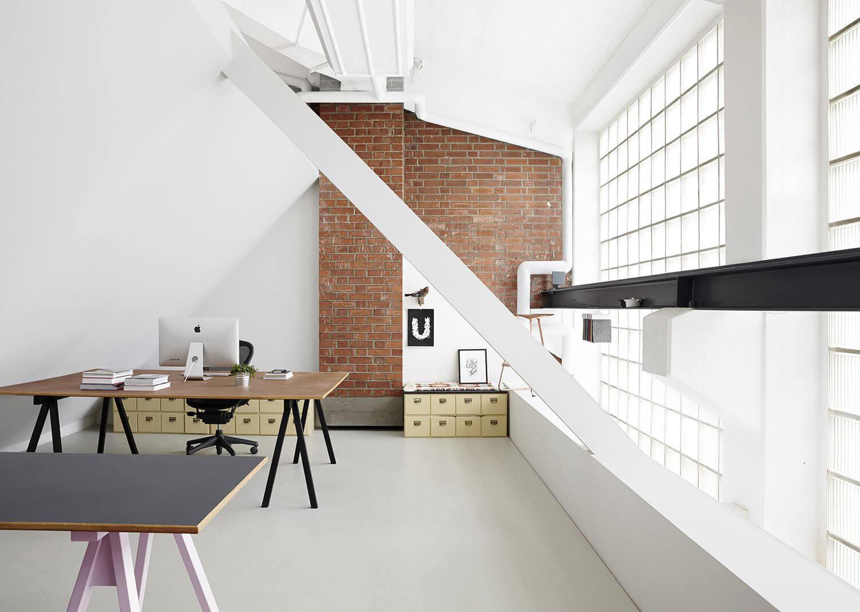 stylowe mieszkanie loftowe