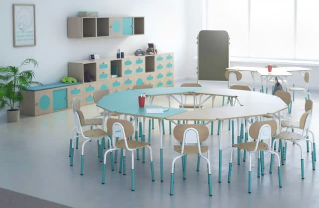 Nieoczywiste i ergonomiczne: meble szkolne