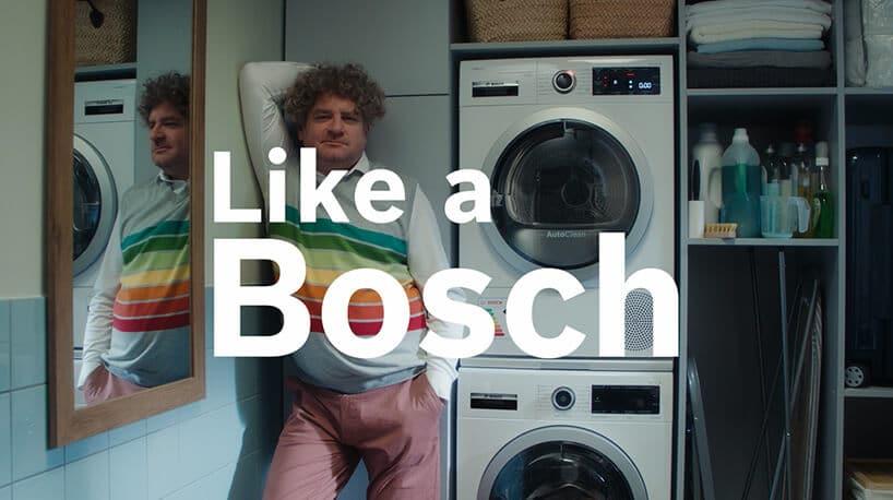kampania marki bosch #LikeaBosch