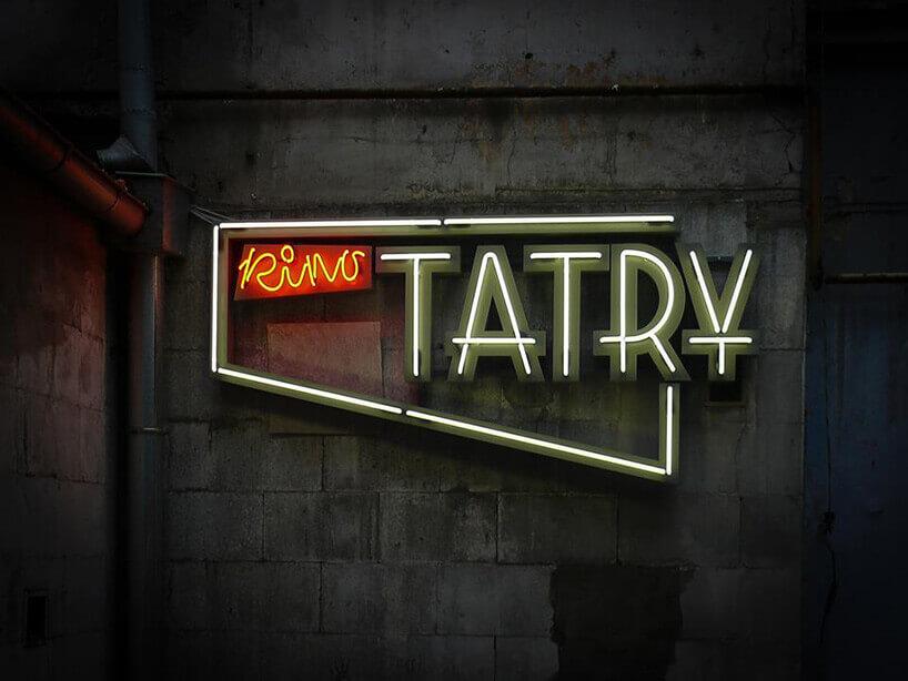 neon kina Tatry