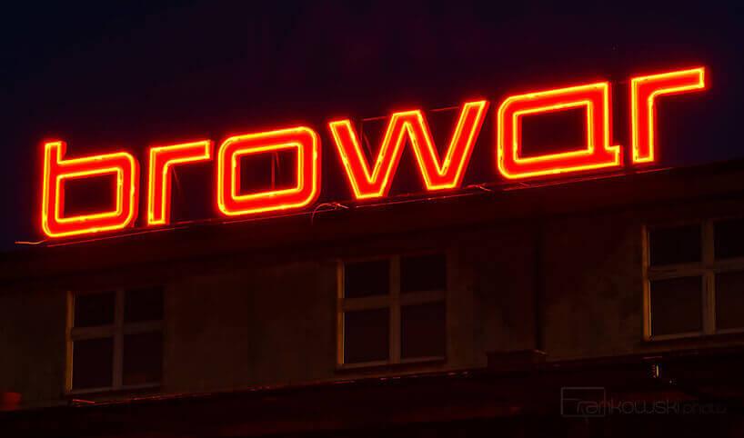 neon Browar