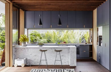 Nowe oblicze domowych inspiracji– luksusowe fronty meblowe od REHAU