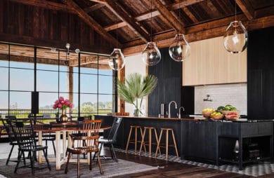 kt0253 Farmhouse- Mila Kunis i Ashton Kutcher