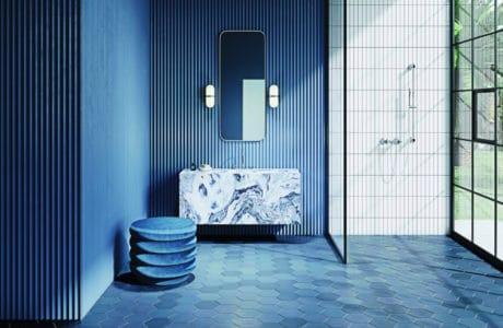 Mekka dla zmysłów: nowoczesna, funkcjonalna i piękna łazienka w zasięgu ręki